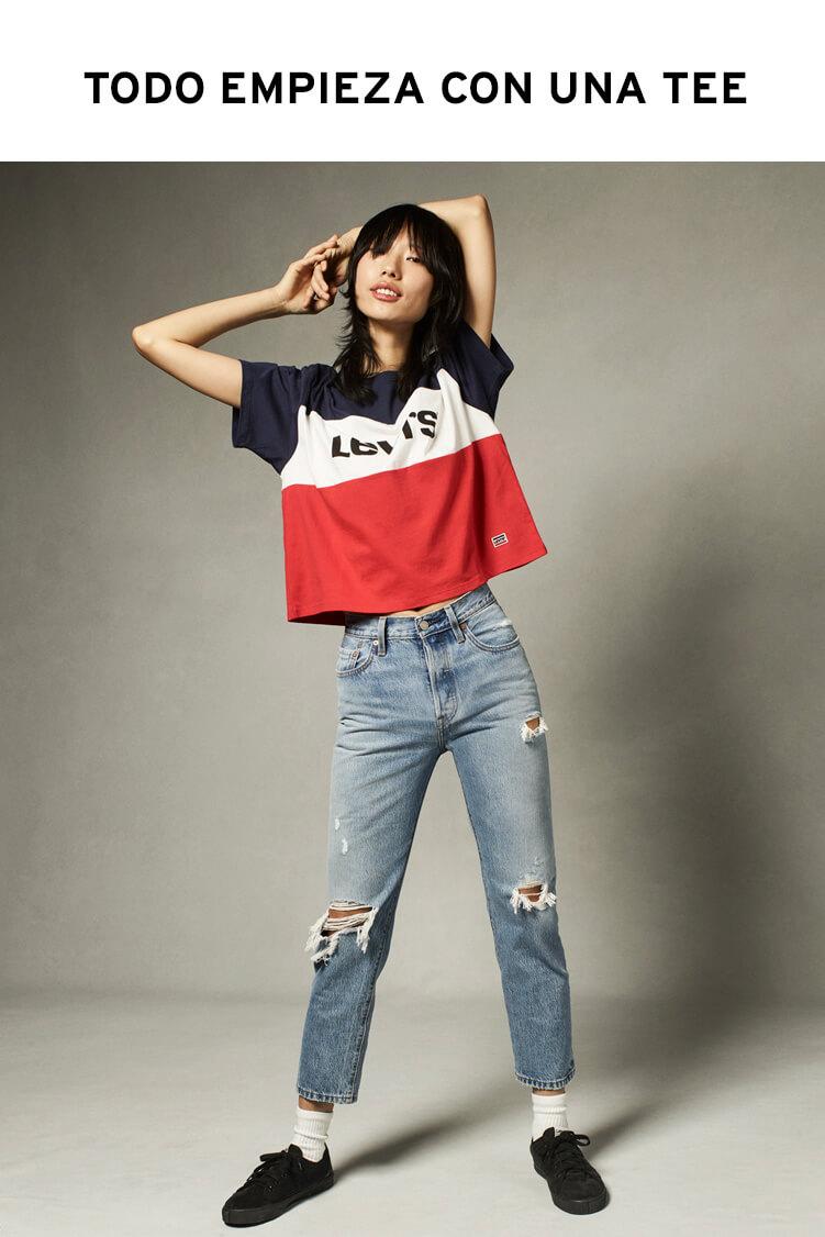 sportwear style mujer levis levi`s