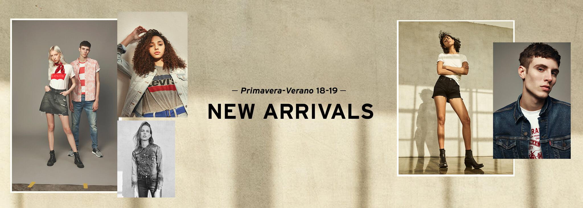 New arrivals 2018 primavera verano mujer levis argentina